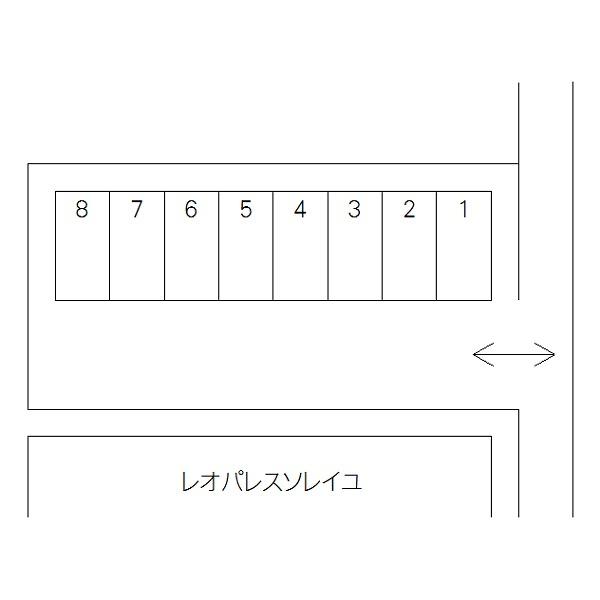 城東二丁目横塚駐車場(水戸市)