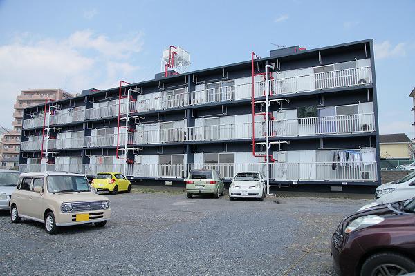 メイプルヒル 駐車場(水戸市)