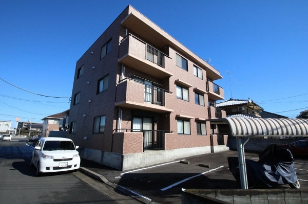 ディアコート II(水戸市)