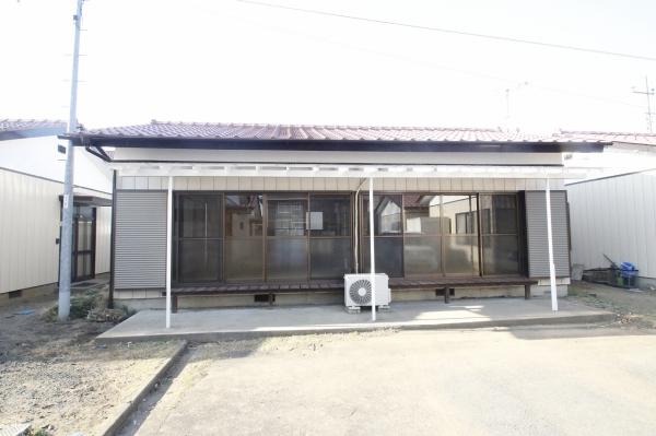 鴨志田第一住宅 8号室(ひたちなか市)
