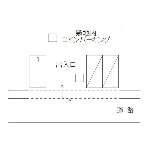 ONE`S PARK 茨大前第2駐車場(水戸市)
