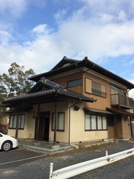 そばよし跡(水戸市)