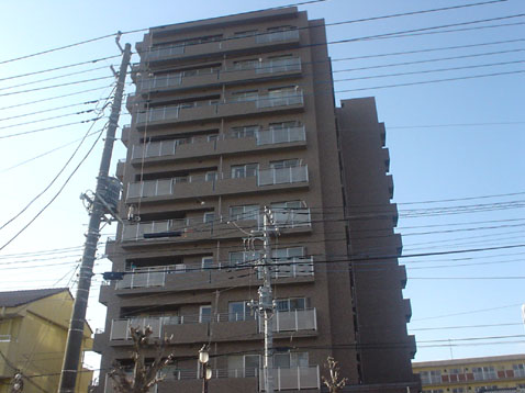 サーパス上水戸中央(水戸市)