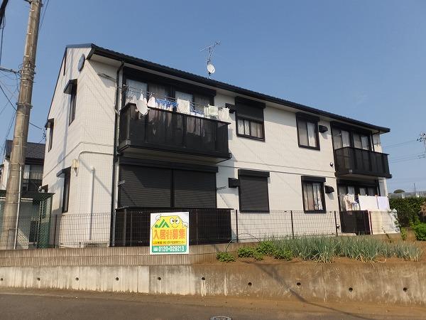 グレイスタウンコート A(那珂郡東海村)