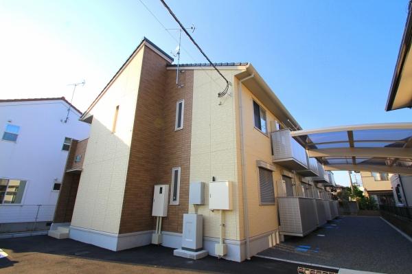 (仮)D-roomウィット西原(ひたちなか市)