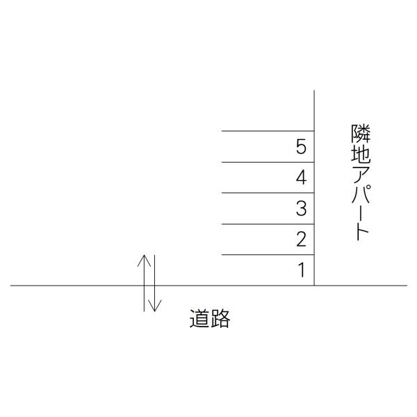 みどりの南K駐車場(つくば市)