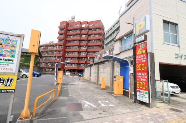 ONE`S PARK 栄町第1駐車場(水戸市)
