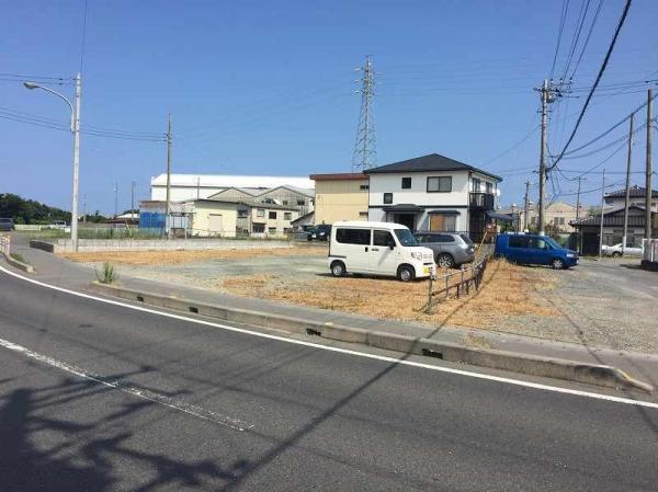 鮎川町駐車場第一(日立市)