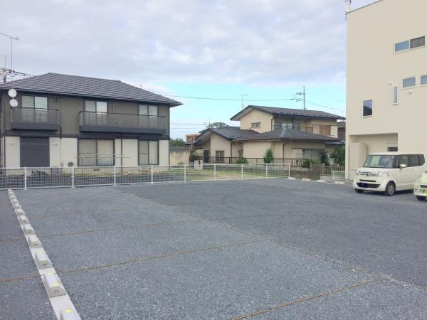 栄町こくしち駐車場(水戸市)