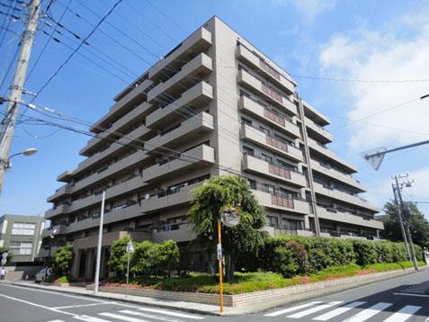 サーパス新荘(水戸市)