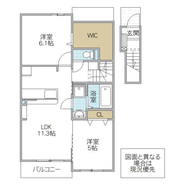 コート・ダジュール緑町 I(龍ケ崎市)