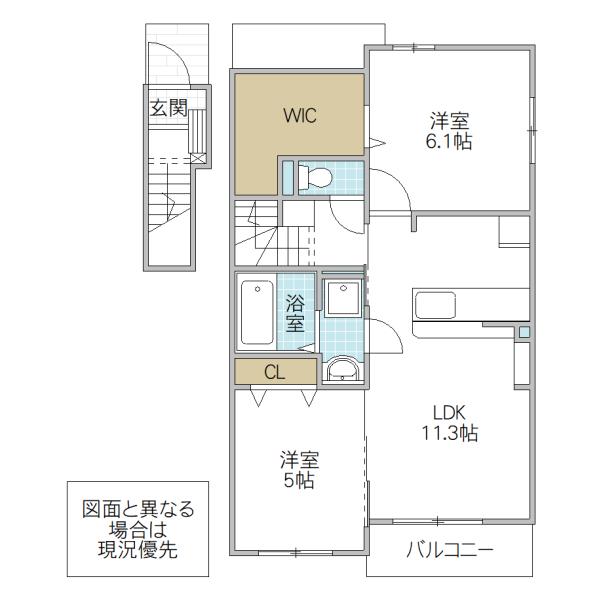 コート・ダジュール緑町 II(龍ケ崎市)