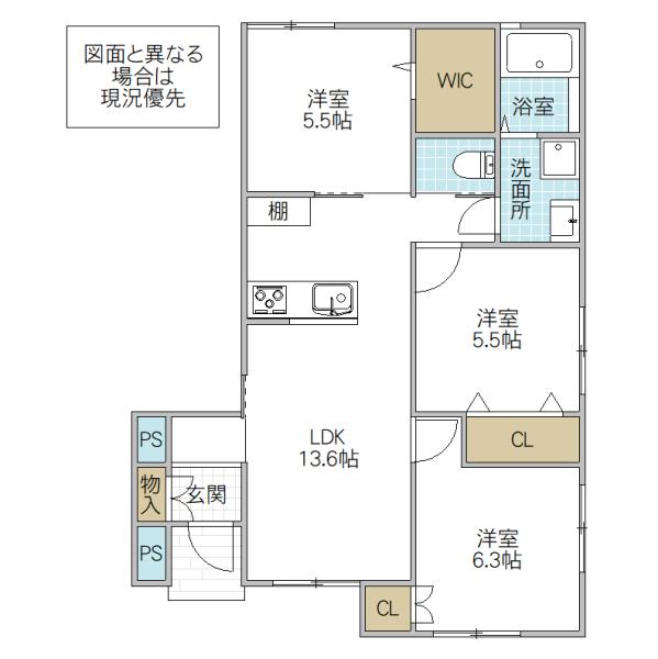(仮)本町新築アパート(守谷市)