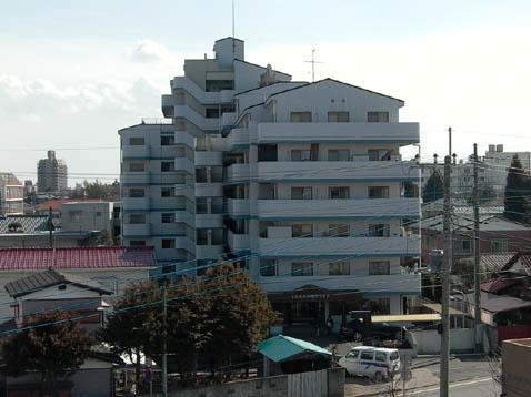 スカイタウン上水戸(水戸市)