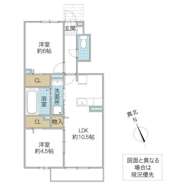 Grand Rise Tsukuba B棟(つくば市)