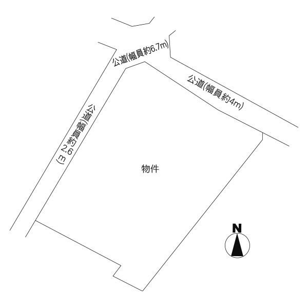 水戸市下入野町(水戸市)