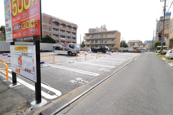 ONE`S PARK 南町第8駐車場 月極(水戸市)