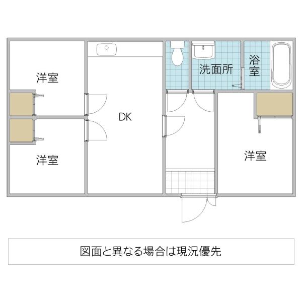 烟田住宅(鉾田市)
