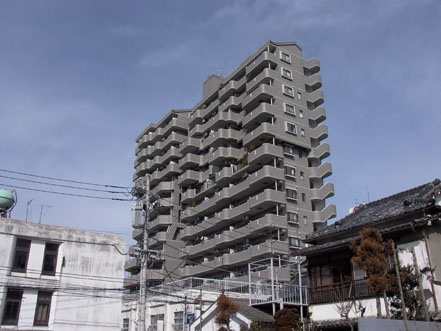 ライオンズマンション水戸(水戸市)