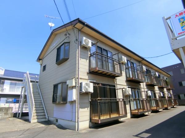 タートルハイツ 1号棟(水戸市)