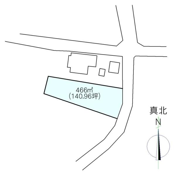 高山貸地(つくば市)