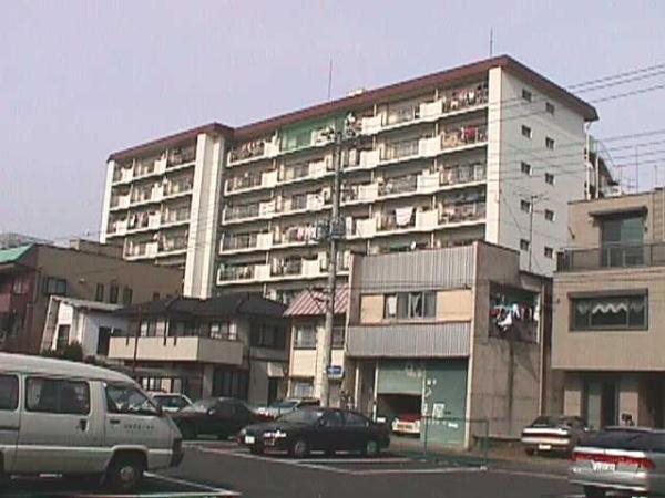 水戸スカイハイツ(水戸市)
