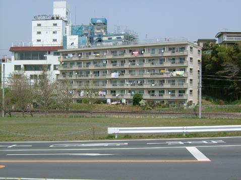 東カン第2水戸パークハイツ(水戸市)