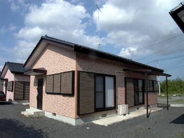 長島住宅 B棟(水戸市)