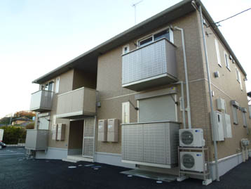 ラ・ボヌール金町(水戸市)