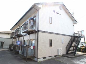 山木ハイツ B(ひたちなか市)