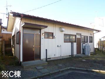 三宅住宅 C棟(水戸市)