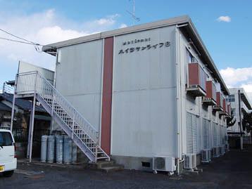 ハイツサンライフ B棟(水戸市)