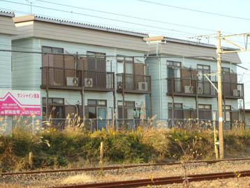 サンシャイン東海 B棟(那珂郡東海村)