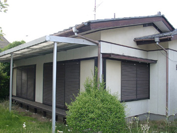 双葉台西山住宅(水戸市)