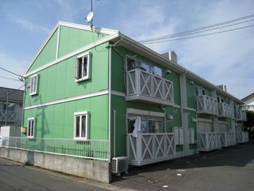 グリーンコート B(那珂郡東海村)