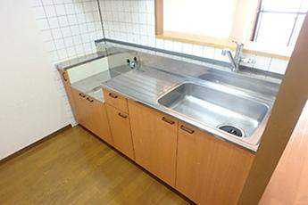 【Before】キッチン
